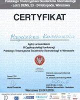 Prima-Dent_Certyfikat-Magdalena20