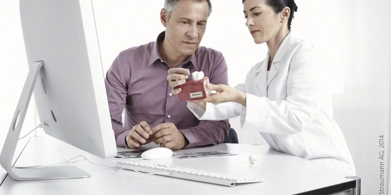 konsultacja implantologiczna