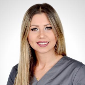 Sylwia Kowalik - dyplomowana higienistka