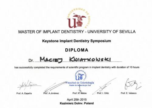 Prima-Dent Certyfikat-Maciej23