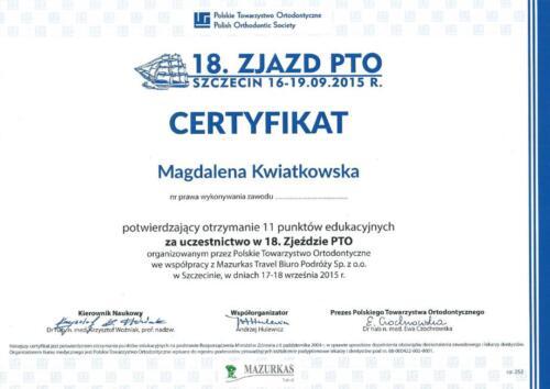 Prima-Dent Certyfikat-Magdalena22